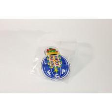 LOGÓTIPO EM TECIDO BORDADO FCP