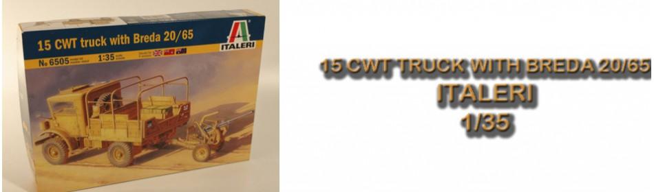 15 CWT TRUCK