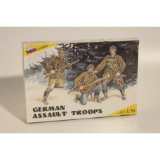 GERMAN ASSAULTO TROOPS