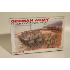 GERMAN ARMY FIELD COMMAND POST