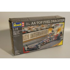 AA TOP FUEL DRAGSTER
