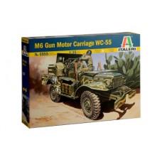 M6 GUN MOTOR CARRIAGE WC-55