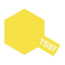 TAMIYA COLOR SPRAY TS97 PEARL YELLOW 100 ML