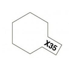 Tamiya Acrylic Semi Gloss Clear 10ml